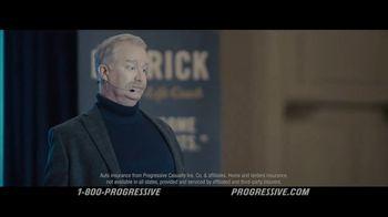 Progressive Super Bowl 2021 TV Spot, 'Dr. Rick: Seminar: Act 2' - Thumbnail 8