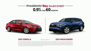 Toyota Presidents Day Sales Event TV Spot, 'Dentist' [T2] - Thumbnail 9