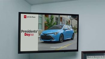 Toyota Presidents Day Sales Event TV Spot, 'Dentist' [T2] - Thumbnail 3