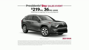Toyota Presidents Day Sales Event TV Spot, 'Dentist' [T2] - Thumbnail 7