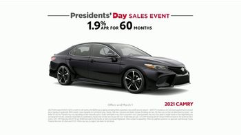 Toyota Presidents Day Sales Event TV Spot, 'Dentist' [T2] - Thumbnail 8