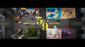 Squarespace TV Spot, '5 to 9' Song by Dolly Parton - Thumbnail 10
