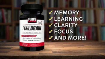 Force Factor TV Spot, 'It's A Lot To Remember Walmart' - Thumbnail 7