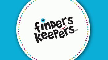 Finders Keepers SpongeBob TV Spot, 'Exciting Toys' - Thumbnail 1