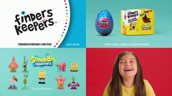 Finders Keepers SpongeBob TV Spot, 'Exciting Toys' - Thumbnail 9