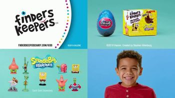 Finders Keepers SpongeBob TV Spot, 'Exciting Toys' - Thumbnail 8
