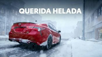 Toyota Presidents Day TV Spot, 'Querida helada' [Spanish] [T2] - Thumbnail 1