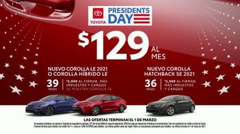 Toyota Presidents Day TV Spot, 'Querida helada' [Spanish] [T2] - Thumbnail 7