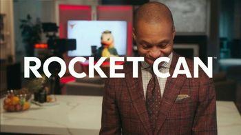 Rocket Mortgage TV Spot, 'No Distractions: Refinance' Featuring Gus Johnson - Thumbnail 8