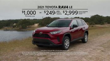 2021 Toyota RAV4 TV Spot, 'Excited About Driving' [T2] - Thumbnail 7