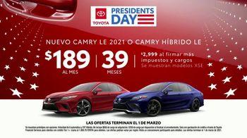 Toyota Presidents Day TV Spot, 'Querido tracción permanente en las cuatro ruedas' [Spanish] [T2] - Thumbnail 7