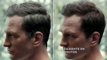Just For Men Shampoo-In Color TV Spot, 'Es hora de refrescarse' [Spanish] - Thumbnail 6
