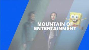 Paramount+ Super Bowl 2021 TV Spot, 'Mountain of Entertainment' - Thumbnail 5