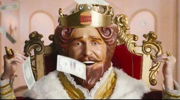 Burger King $1 Your Way Menu TV Spot, 'Viviendo bien' [Spanish] - Thumbnail 2