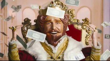 Burger King $1 Your Way Menu TV Spot, 'Viviendo bien' [Spanish] - Thumbnail 3