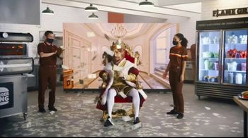 Burger King $1 Your Way Menu TV Spot, 'Viviendo bien' [Spanish] - Thumbnail 6