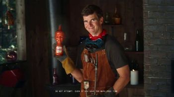 Frank's RedHot Super Bowl 2021 TV Spot,  'Free Time' Featuring Eli Manning - Thumbnail 7