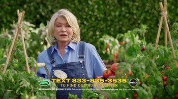 Scotts Dream Lawn and Garden Giveaway TV Spot, 'Martha Stewart Gardening: Keep Growing' - Thumbnail 2