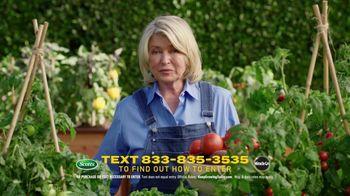 Scotts Dream Lawn and Garden Giveaway TV Spot, 'Martha Stewart Gardening: Keep Growing' - Thumbnail 7
