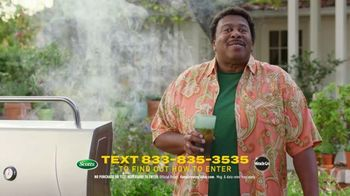 Scotts Dream Lawn and Garden Giveaway TV Spot, 'Crush Your Core Leslie David Baker: Keep Growing' - Thumbnail 1
