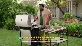 Scotts Dream Lawn and Garden Giveaway TV Spot, 'Crush Your Core Leslie David Baker: Keep Growing' - Thumbnail 6