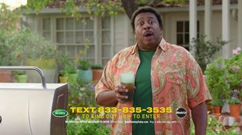 Scotts Dream Lawn and Garden Giveaway TV Spot, 'Crush Your Core Leslie David Baker: Keep Growing' - Thumbnail 7