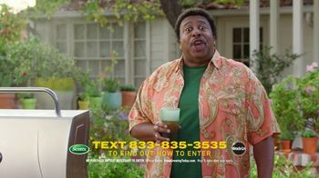 Scotts Dream Lawn and Garden Giveaway TV Spot, 'Crush Your Core Leslie David Baker: Keep Growing' - Thumbnail 8