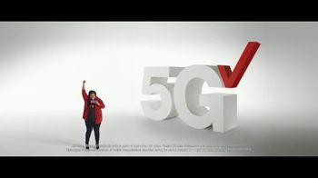 Verizon TV Spot, 'Ridiculously Fast: Samsung Galaxy S21+ 5G' - Thumbnail 4