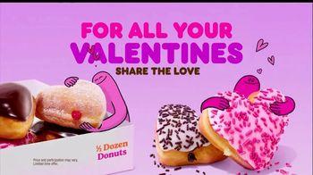 Dunkin' TV Spot, 'Valentine's Day: Share the Love' - Thumbnail 2