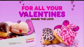 Dunkin' TV Spot, 'Valentine's Day: Share the Love' - Thumbnail 3