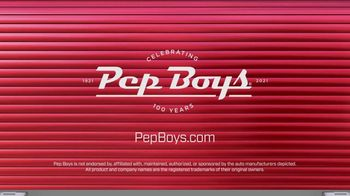 PepBoys TV Spot, 'Our Look: Free Installation: Goodyear Tires' - Thumbnail 8