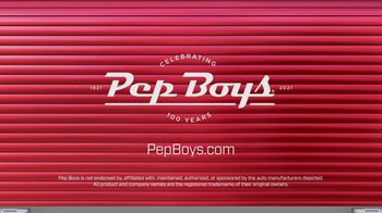 PepBoys TV Spot, 'Our Look: Free Installation: Goodyear Tires' - Thumbnail 9