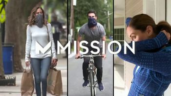 Mission Cooling All-Season Adjustable Gaiter TV Spot, 'Covered and Comfortable' Featuring Dwyane Wade - Thumbnail 2