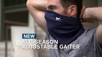 Mission Cooling All-Season Adjustable Gaiter TV Spot, 'Covered and Comfortable' Featuring Dwyane Wade