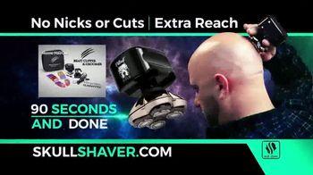 Skull Shaver Pitbull TV Spot, 'Bald Guys' - Thumbnail 7