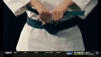 World Taekwondo TV Spot, 'The Great Change' - Thumbnail 1