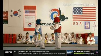 World Taekwondo TV Spot, 'The Great Change' - Thumbnail 7