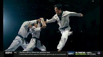 World Taekwondo TV Spot, 'The Great Change' - Thumbnail 8