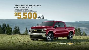 Chevrolet Truck Month TV Spot, 'It's Time' [T2] - Thumbnail 7