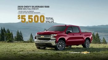 Chevrolet Truck Month TV Spot, 'It's Time' [T2] - Thumbnail 8
