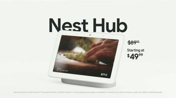 Google Nest Hub Max TV Spot, 'Dine-In Motivator: $49.99' - Thumbnail 7