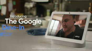 Google Nest Hub Max TV Spot, 'Dine-In Motivator: $49.99' - Thumbnail 4