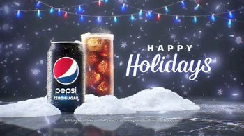 Pepsi Zero Sugar TV Spot, 'Everyday is a Holiday'