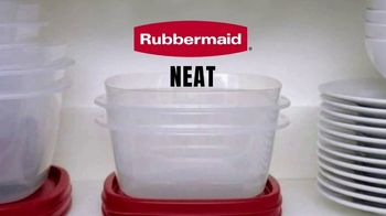 Rubbermaid TV Spot, 'Find the Right Lid Every Time' - Thumbnail 10
