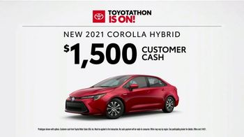 Toyota Toyotathon TV Spot, 'Window' [T2] - Thumbnail 8