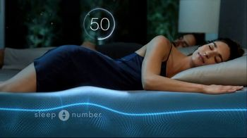 Ultimate Sleep Number Event TV Spot, 'Weekend Special: Save 50%' - Thumbnail 5