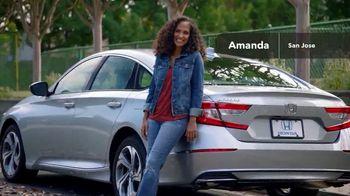Happy Honda Days Sales Event TV Spot, '20 Days of Black Friday: Sedans' [T2] - Thumbnail 8