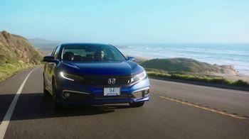 Happy Honda Days Sales Event TV Spot, '20 Days of Black Friday: Sedans' [T2] - Thumbnail 3