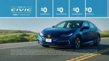 Happy Honda Days Sales Event TV Spot, '20 Days of Black Friday: Sedans' [T2] - Thumbnail 5