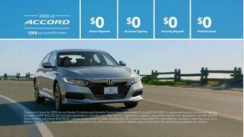 Happy Honda Days Sales Event TV Spot, '20 Days of Black Friday: Sedans' [T2] - Thumbnail 6